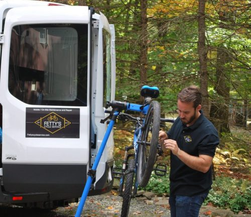 bicycle repair and service at your doorstep