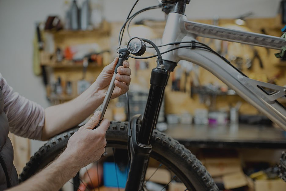 bicycle suspension services and maintenance