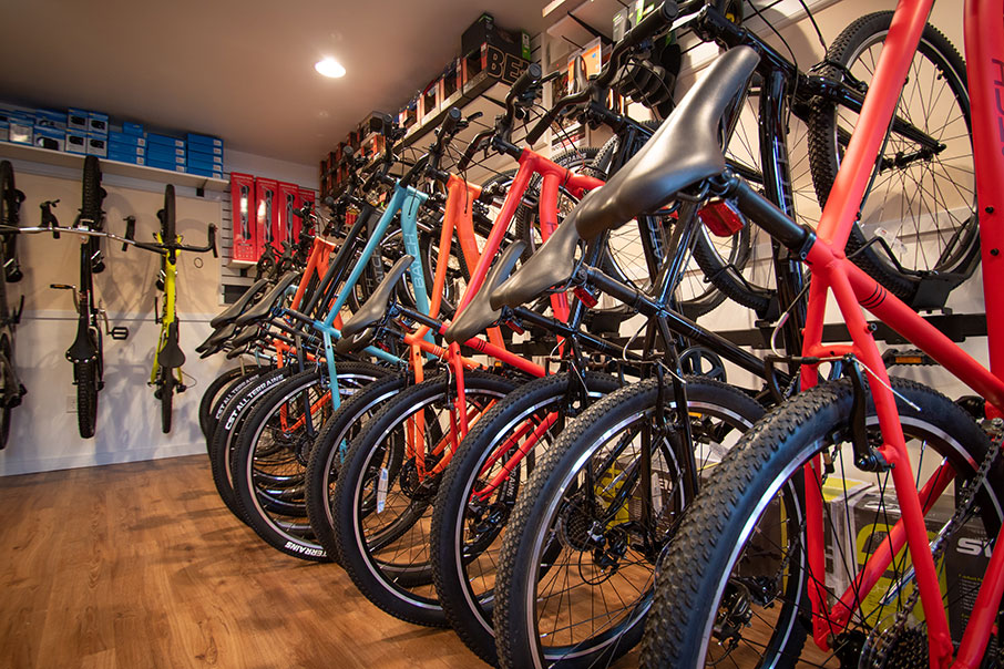 Pocono mtn bicycle shop